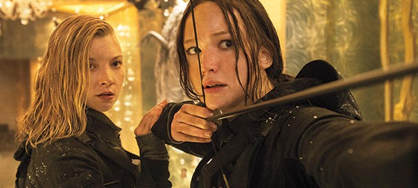 New Stills for The Hunger Games: Mockingjay Part 2