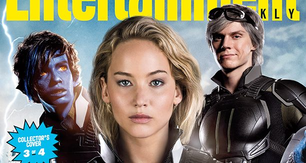 Jennifer Lawrence on more X-Men films: 'Fox should be terrified'