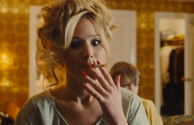 Jennifer Lawrence Steals the Show in 'American Hustle' First Screening