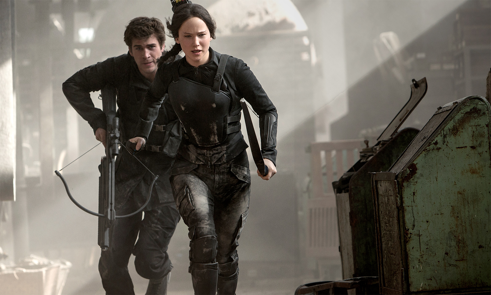 The Hunger Games: Mockingjay Part 1 Promotionals & Stills