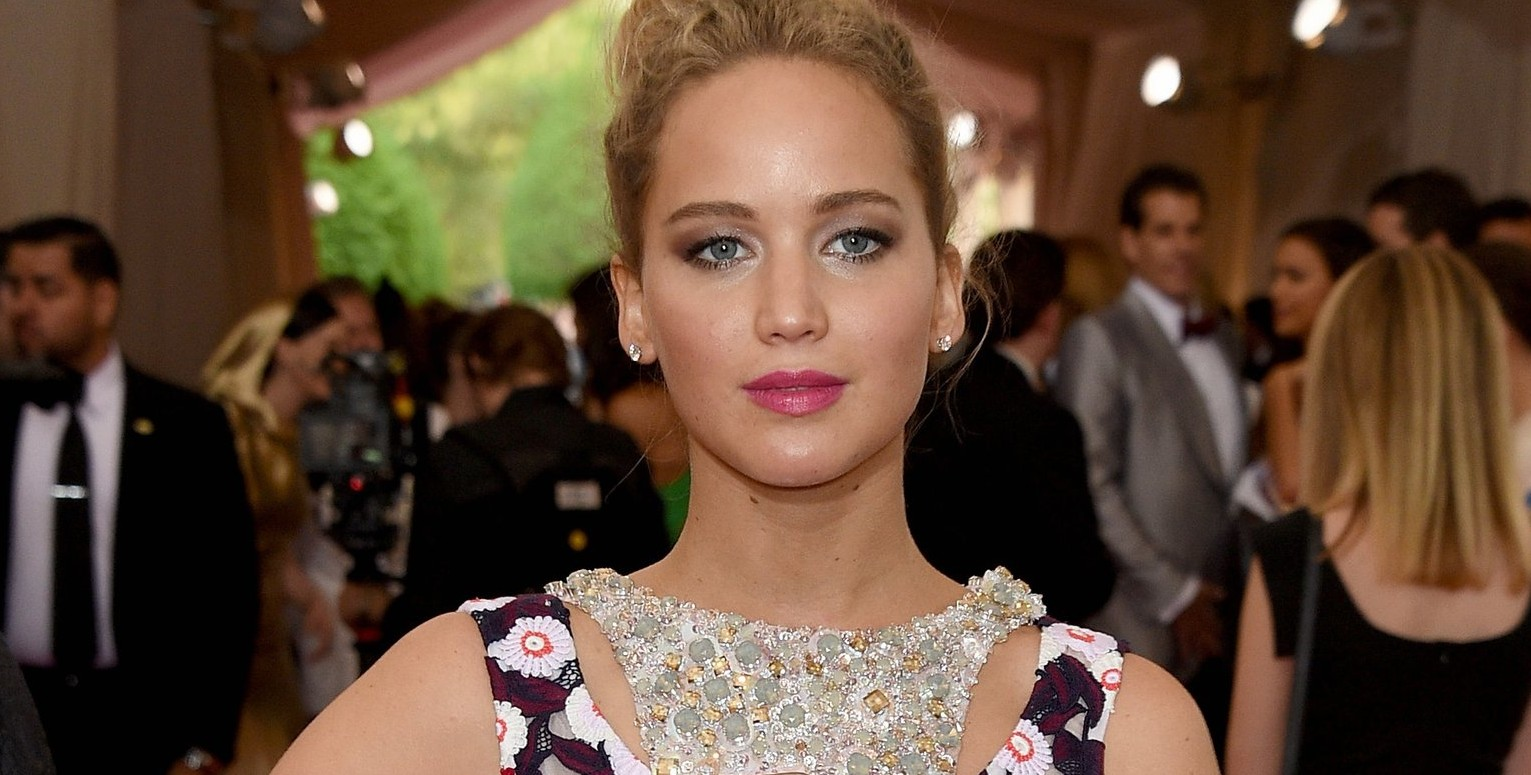 China: Through The Looking Glass Costume Institute Benefit Gala – First Look at Jennifer Lawrence