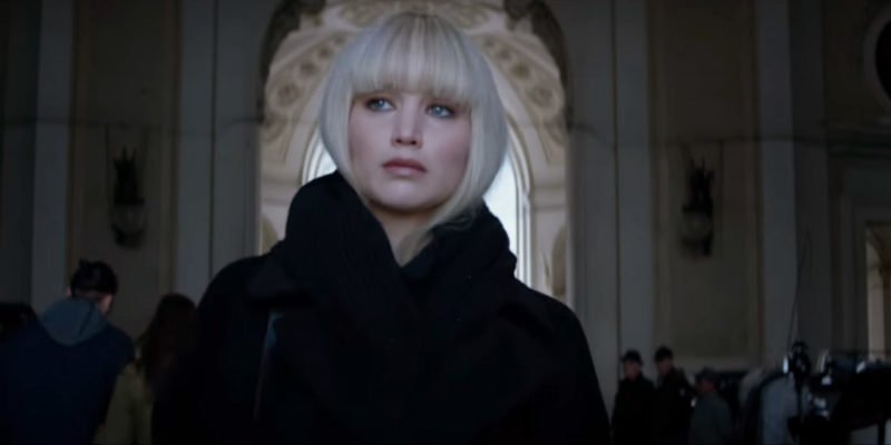 Red Sparrow Official Trailer